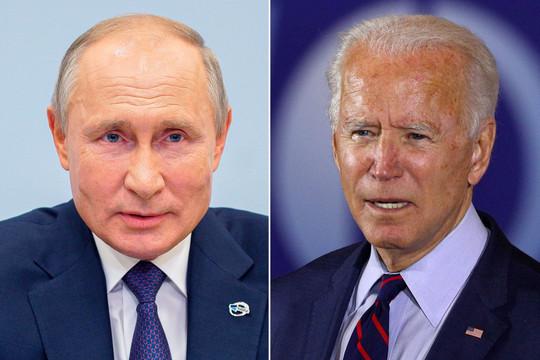 Chưa chúc mừng Biden, ông Putin chẳng ngại nếu Mỹ có chính sách cứng rắn với Nga