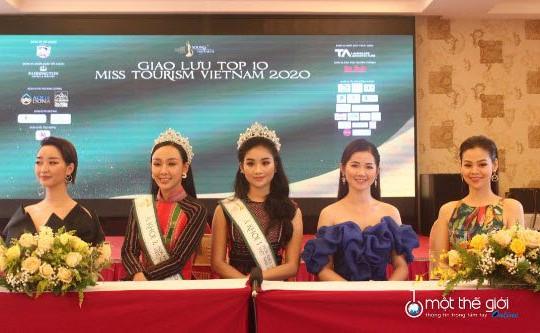 Video Trưởng BTC Hoa khôi Du lịch Việt Nam: Không có hoa khôi, không có nghĩa là trò hề