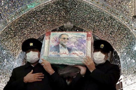 Iran nói vũ khí giết trùm dự án hạt nhân sản xuất ở Israel, siêu điệp viên Eli Cohen lên tiếng