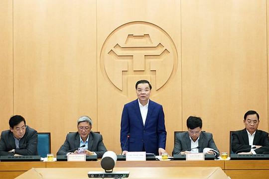 Chủ tịch Hà Nội: Không để làn sóng dịch thứ 3 xảy ra ở Thủ đô
