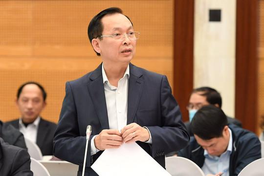 Phó thống đốc Đào Minh Tú: Chưa cấp phép bất cứ sàn Forex nào