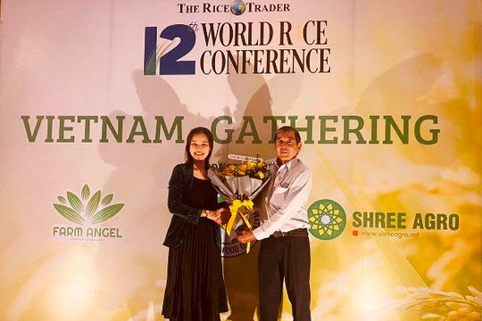 ST 25 đạt giải nhì cuộc thi Gạo ngon nhất thế giới ở Mỹ, kỹ sư Hồ Quang Cua nói gì?