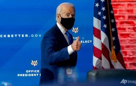 Ông Biden sẽ kêu gọi đeo khẩu trang 100 ngày