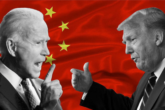 'Biden sẽ hợp tác châu Âu để cứng rắn với Trung Quốc hơn Trump'