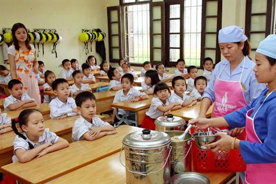 Tiếp tục tăng cường công tác an toàn thực phẩm trong các cơ sở giáo dục