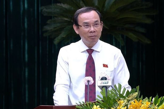 Bí thư TP.HCM Nguyễn Văn Nên: 'Không để nợ dân thành nợ xấu'
