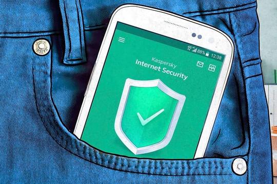 Kaspersky đặt tham vọng với smartphone không thể hack