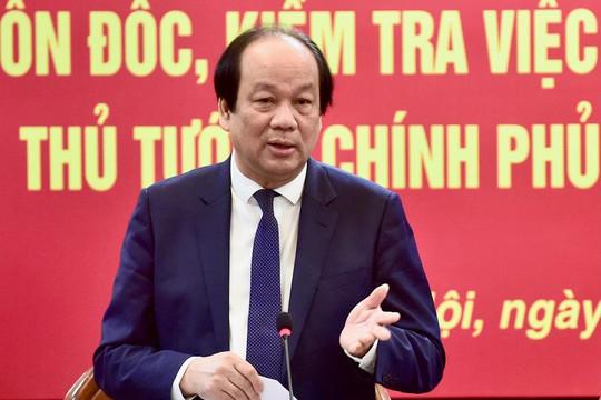 Bộ trưởng Mai Tiến Dũng: Bộ GD-ĐT cần cầu thị để biên soạn, quản lý SGK tốt hơn
