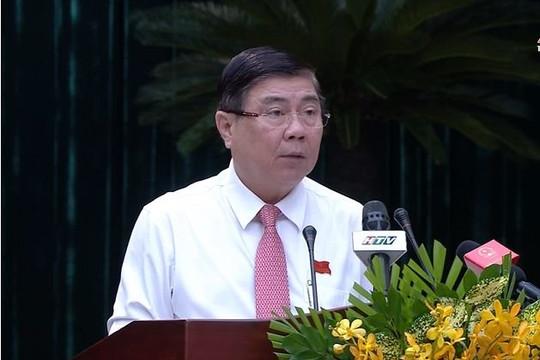 Chủ tịch Nguyễn Thành Phong: 'TP.HCM đã đạt mục tiêu kép'