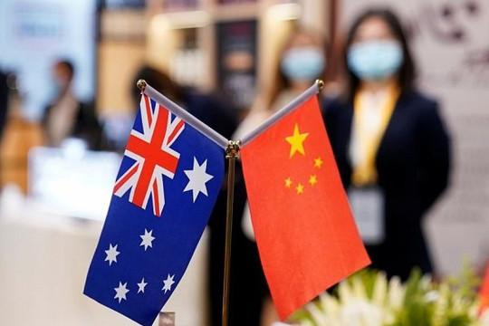 Úc tìm cách loại bỏ Vành đai và Con đường