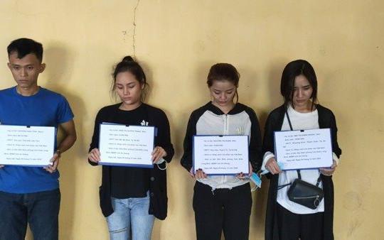 An Giang: Bắt giữ 4 người nhập cảnh trái phép từ Campuchia