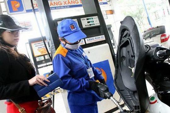 Giá xăng dầu đồng loạt tăng từ 16 giờ chiều nay