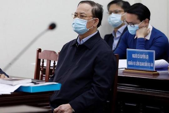 Cựu Thứ trưởng Bộ Quốc phòng được giảm án, Út trọc đi tù 30 năm