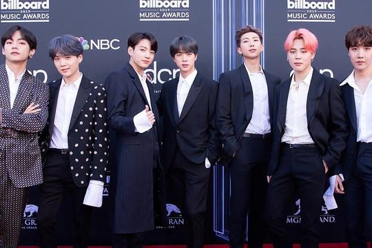 BTS được TIME tôn vinh là nhân vật giải trí của năm 2020