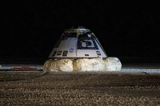 Boeing lên kế hoạch đưa tàu Starliner đến trạm ISS vào năm sau