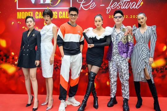 Hàng trăm người mẫu tìm kiếm cơ hội tại Vietnam International Fashion Festival 2020