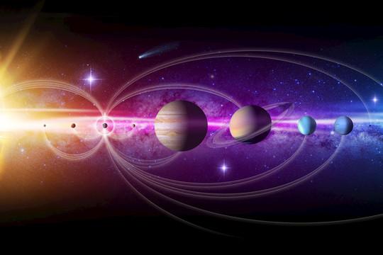 Phát hiện tuyến đường 'siêu cao tốc' du hành xuyên Hệ Mặt trời
