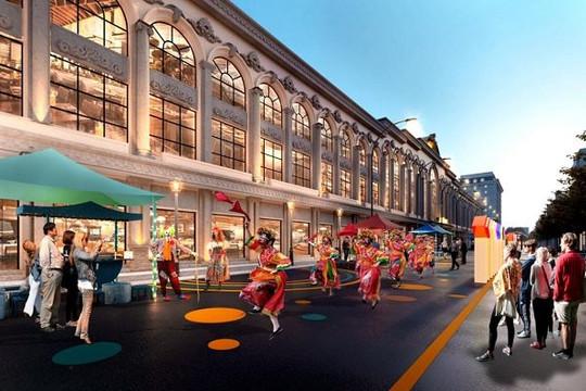 Ki ốt cao cấp sổ hồng riêng tại Chợ du lịch Xà No – Xu hướng đầu tư mới ở tỉnh Hậu Giang
