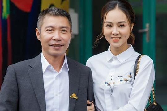 Nghệ sĩ Công Lý công bố cưới vợ lần 4 với bạn gái Ngọc Hà