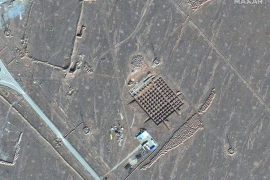 Cơ sở hạt nhân của Iran 'có động tĩnh'