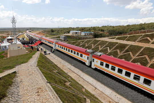 Châu Phi kẹt trong 'vũng lầy' Vành đai và Con đường của Trung Quốc?