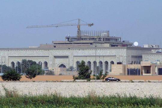Ngoại trưởng Pompeo: Lực lượng do Iran hậu thuẫn bắn 8 rocket vào Đại sứ quán Mỹ ở Iraq