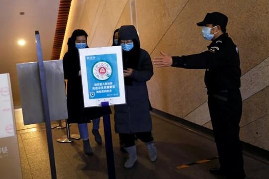 Người dân Trung Quốc bị hạn chế đi lại dịp lễ tết