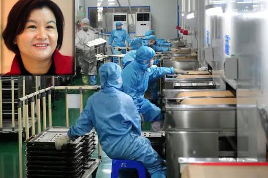 'Hãng sản xuất kính iPhone lâu năm của nữ tỷ phú giàu nhất Trung Quốc dùng lao động bị cưỡng bức'