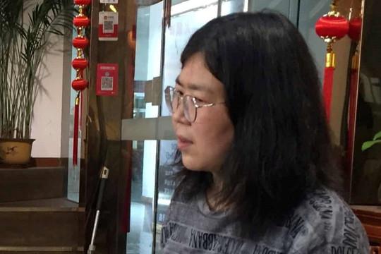 Mỹ và EU yêu cầu Trung Quốc thả nhà báo đưa tin COVID-19 tại Vũ Hán