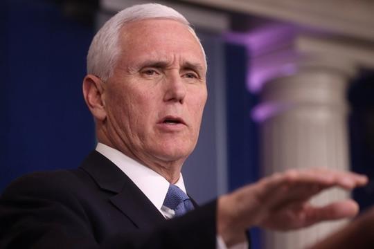 Thẩm phán bác đơn kiện Pence của nhóm nghị sĩ Cộng hòa