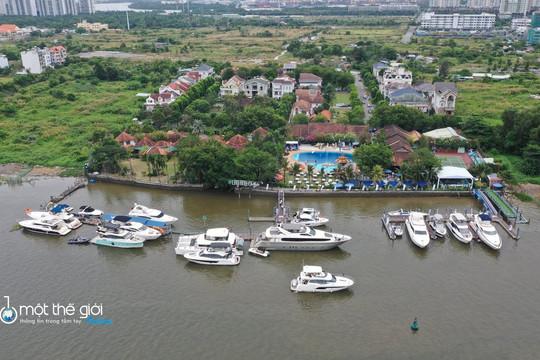 VIDEO: Chiêm ngưỡng du thuyền trên sông Sài Gòn