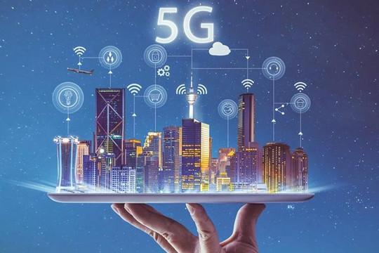 Dịch vụ 5G thử nghiệm sẽ được phủ sóng tại các khu công nghệ cao trong thời gian tới