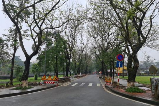 Nhiều tuyến phố đi bộ sẽ được hình thành ở Huế trong năm 2021