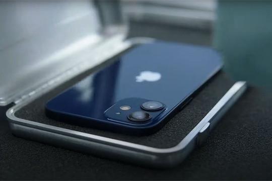 Apple thất vọng với doanh số iPhone 12 mini
