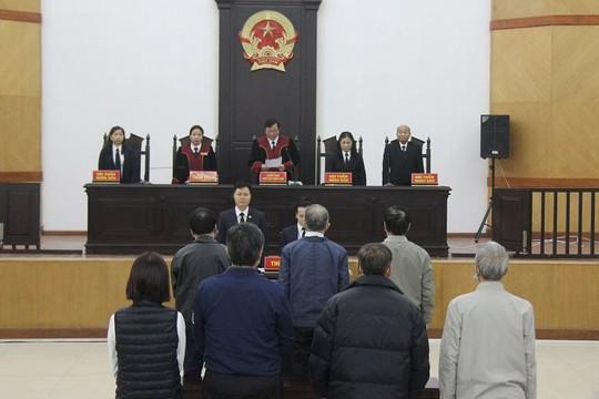 Hoãn phiên xét xử cựu Bộ trưởng Bộ Công Thương Vũ Huy Hoàng