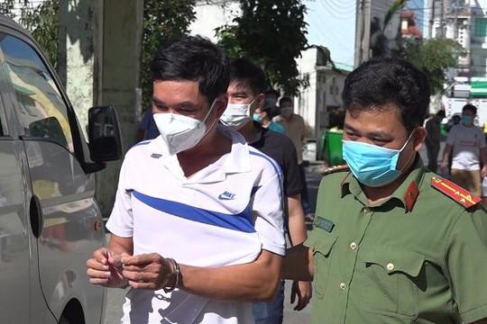 An Giang: Bắt giam 3 người đưa bệnh nhân 1440 nhập cảnh trái phép