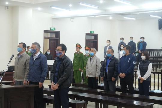 Mở lại phiên tòa xét xử cựu Bộ trưởng Vũ Huy Hoàng vào ngày 18.1