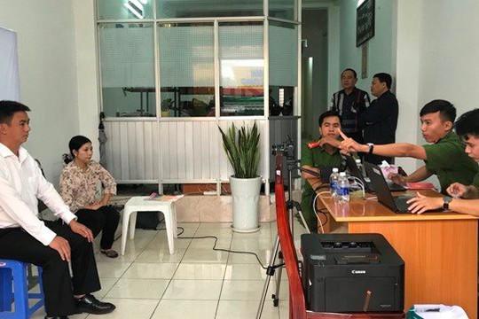 Cần Thơ: Công an Ninh Kiều cấp CCCD gắn chíp điện tử cho nhà báo