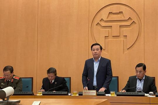Hà Nội ghi nhận 117 trường hợp nhập cảnh trái phép trên địa bàn