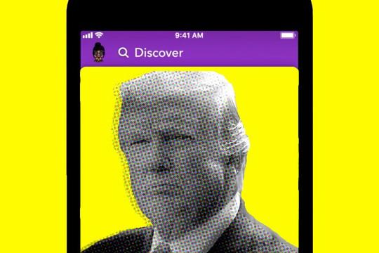 Thêm một mạng xã hội lớn cấm ông Trump vĩnh viễn sau Twitter
