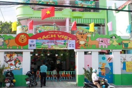 TP.HCM: Phát hiện nhiều sai phạm an toàn thực phẩm tại Trường mầm non Bách Việt
