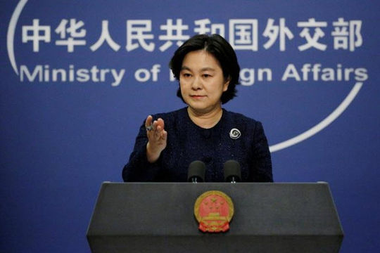 Trung Quốc trừng phạt các quan chức Mỹ có 'hành vi xấu' về vấn đề Đài Loan, Hồng Kông