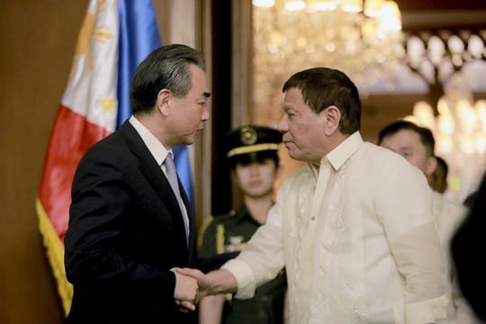 Trung Quốc thúc giục Philippines gác lại tranh chấp trên Biển Đông, thúc đẩy thăm dò dầu khí chung