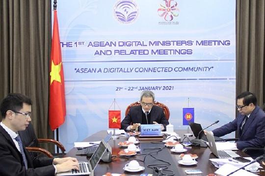 ASEAN - Cộng đồng kết nối Số