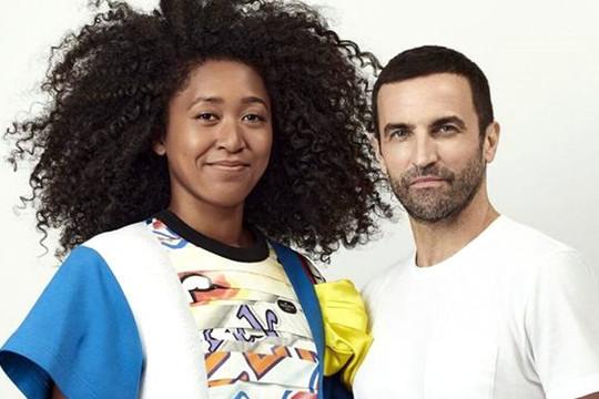 Tay vợt số 1 châu Á được chọn là đại sứ hình ảnh cho hãng thời trang Pháp