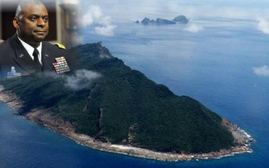 Tân Bộ trưởng Quốc phòng Mỹ cam kết giúp Nhật bảo vệ quần đảo tranh chấp với Trung Quốc