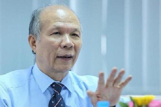 """PGS-TS Đinh Trọng Thịnh: Chứng khoán, bất động sản tăng nóng, cẩn trọng """"bong bóng"""""""