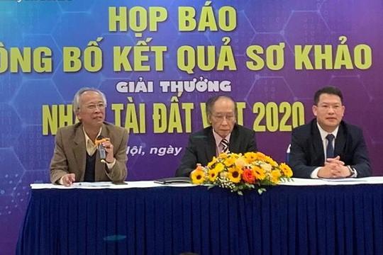 Nhiều sản phẩm dự thi Nhân tài Đất Việt có hàm lượng công nghệ cao