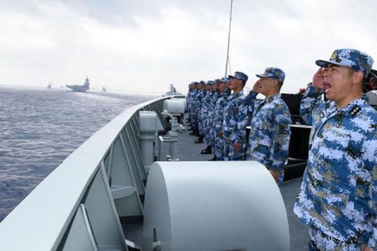 Philippines ra công hàm phản đối Trung Quốc thông qua luật cho phép bắn tàu nước ngoài