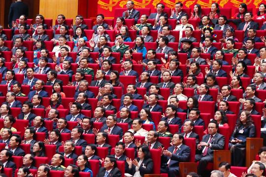 Hôm nay, Ban Chấp hành Trung ương khoá XII báo cáo về công tác nhân sự